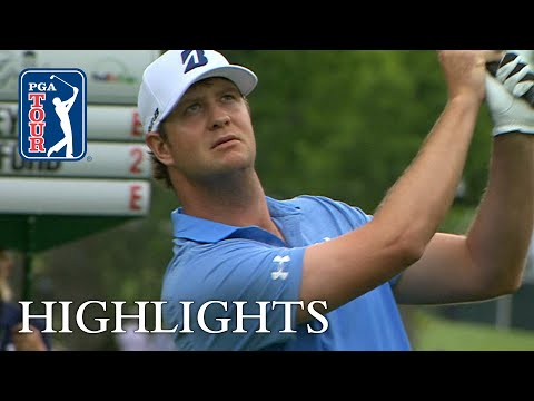 Hudson Swafford extended highlights   Round 1   The Greenbrier