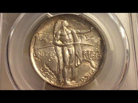 Numismatic Silver: Commemorative Half Dollars