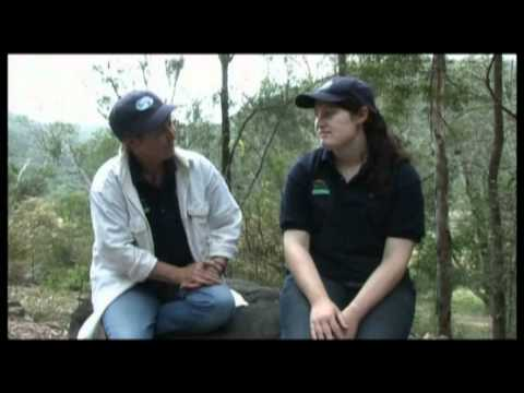 Nardu Survivor - 'Teenagers living in the bush'   Pt 1/5 'Conversations with Robyn'