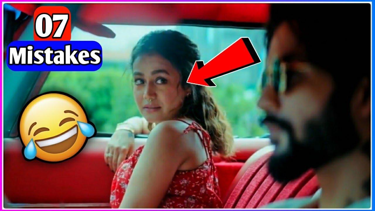 (07 Mistakes) In TAARON KE SHEHAR Song: Neha Kakkar, Suuny Kaushal   Jubin Nautiyal, Jaani