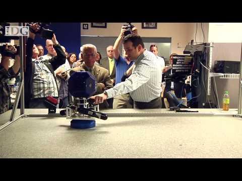 Smartphones in Space: Rocket includes Google's Project Tango