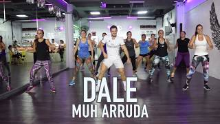 Dale - Muh Arruda by Cesar James Zumba Cardio Extremo Cancun