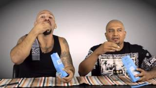 Cholos Try Vegan Food