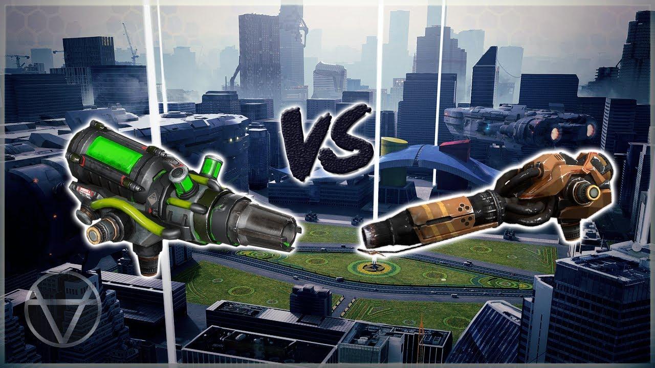 Download [WR] 🔥 Venom VS Igniter – Comparison | War Robots