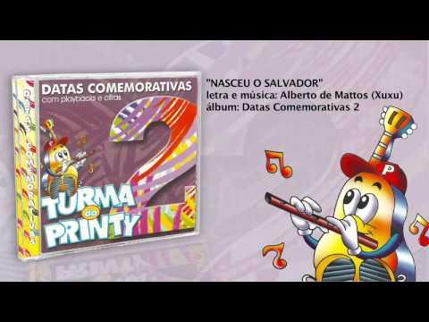 NATAL CHEGOU BAIXAR DO PRINTY MUSICA TURMA O