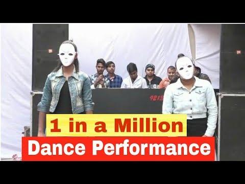 """Under the mask girls"" dance performance (Vikram Verma)"