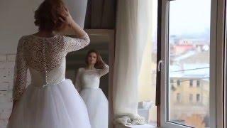 """Свадебное платье  """"Бесконечное удовольствие"""" от Tavifa Wedding Fashion"""