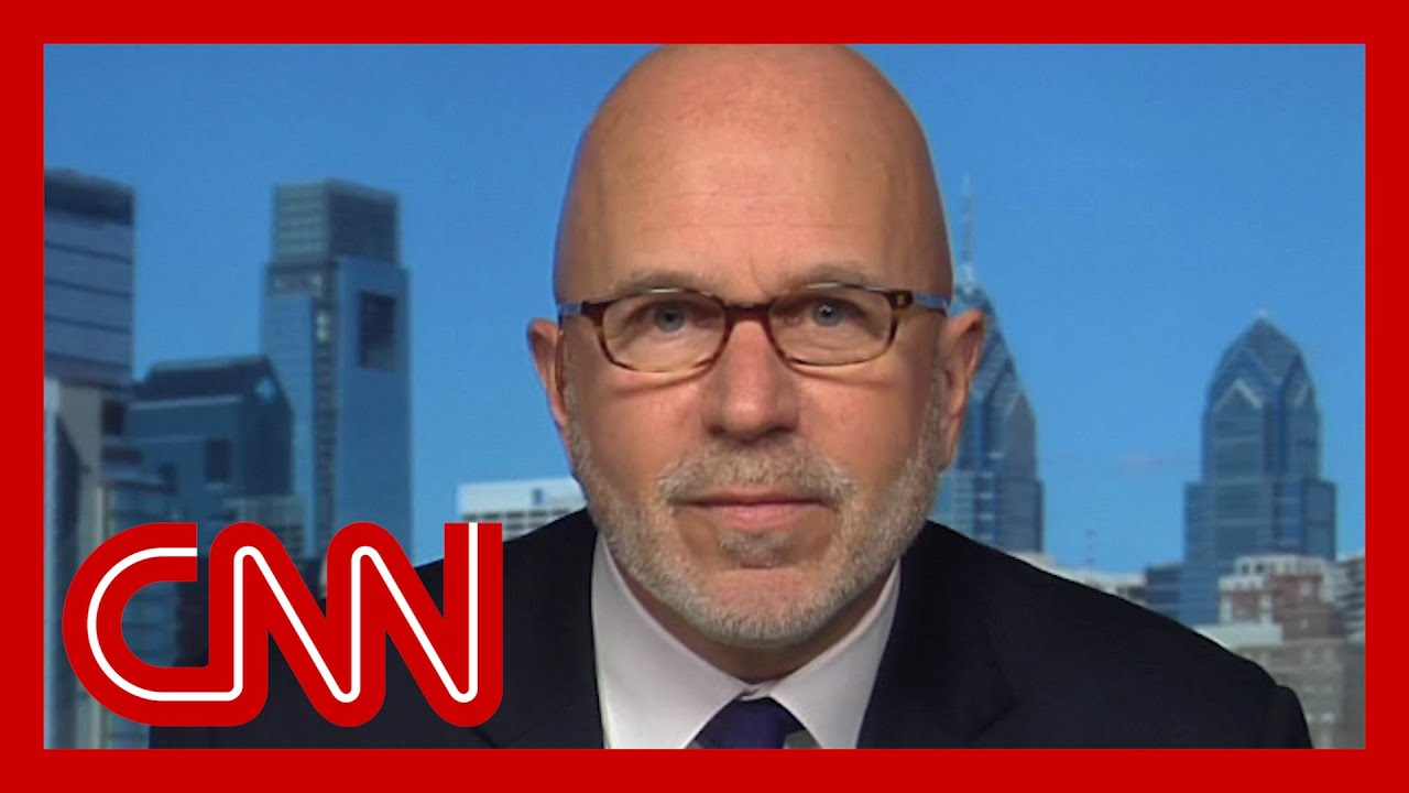 Smerconish: Only an arsonist lets a fire burn | Trump's second impeachment