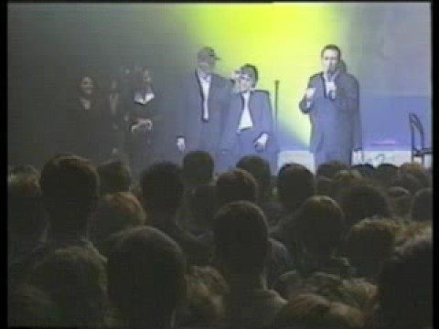 Radio Europe 2 Arthur (1) Spéciale à Lyon 1997