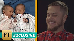 EXCLUSIVE: Imagine Dragons' Dan Reynolds Gushes Over Adorable Daughters: They've 'Softened My Hea…