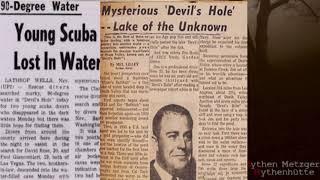 Das Devil\'s Hole in der Mojave Wüste: Was geht dort vor sich?