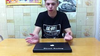 обзор MacBook A1181 end 2007г