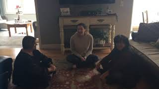 """""""Good Morning Song"""" by Greg and Steve with Ms. Kristen, Ms. Cat & Ms. Theresa"""