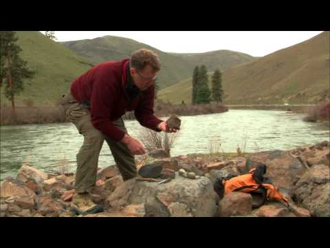 Roadside Geology - Yakima River Rocks
