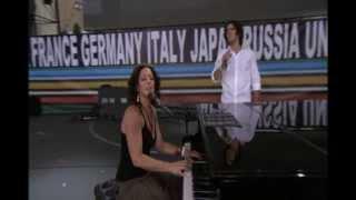 "Sarah McLachlan & Josh Groban - ""Angel"" (LIVE 8)"