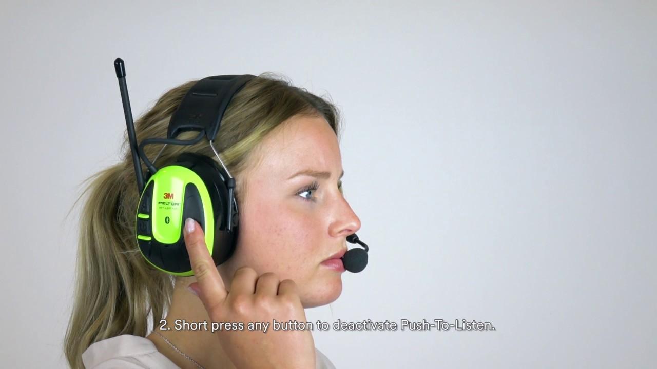 59c657030 3M™ PELTOR™ WS™ ALERT™ XPI User Instructions