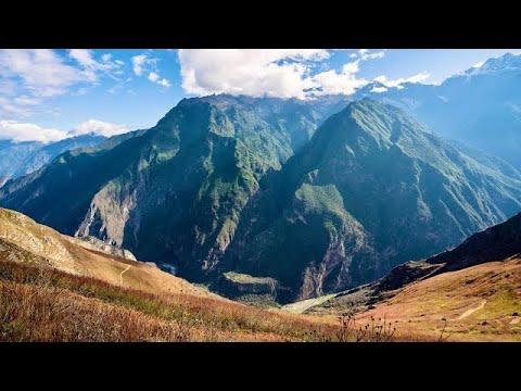 Choquequirao Trek - Solo Hiking In Peru For 3 Days