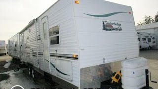 HaylettRV.com - 2004 Timberlodge 27RES Used Travel Trailer by Adventure Manufacturing