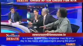 Debate Crisis after crisis for Kingfisher airlines Part 2