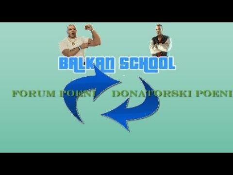 Balkan School Forum Menjamo FP za DP