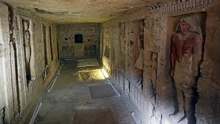 Ägyten: 4400 Jahre alte Grabstätte bei Ausgrabungen entdeckt