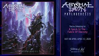 ABYSMAL DAWN, Phylogenesis (Full Album Stream) 2020 YouTube Videos