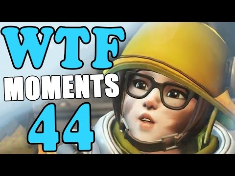Overwatch WTF Moments Ep.44