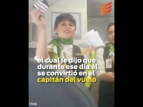 La Gitana - Aerolinea hace capitán de vuelo a un niño que tiene cancer...