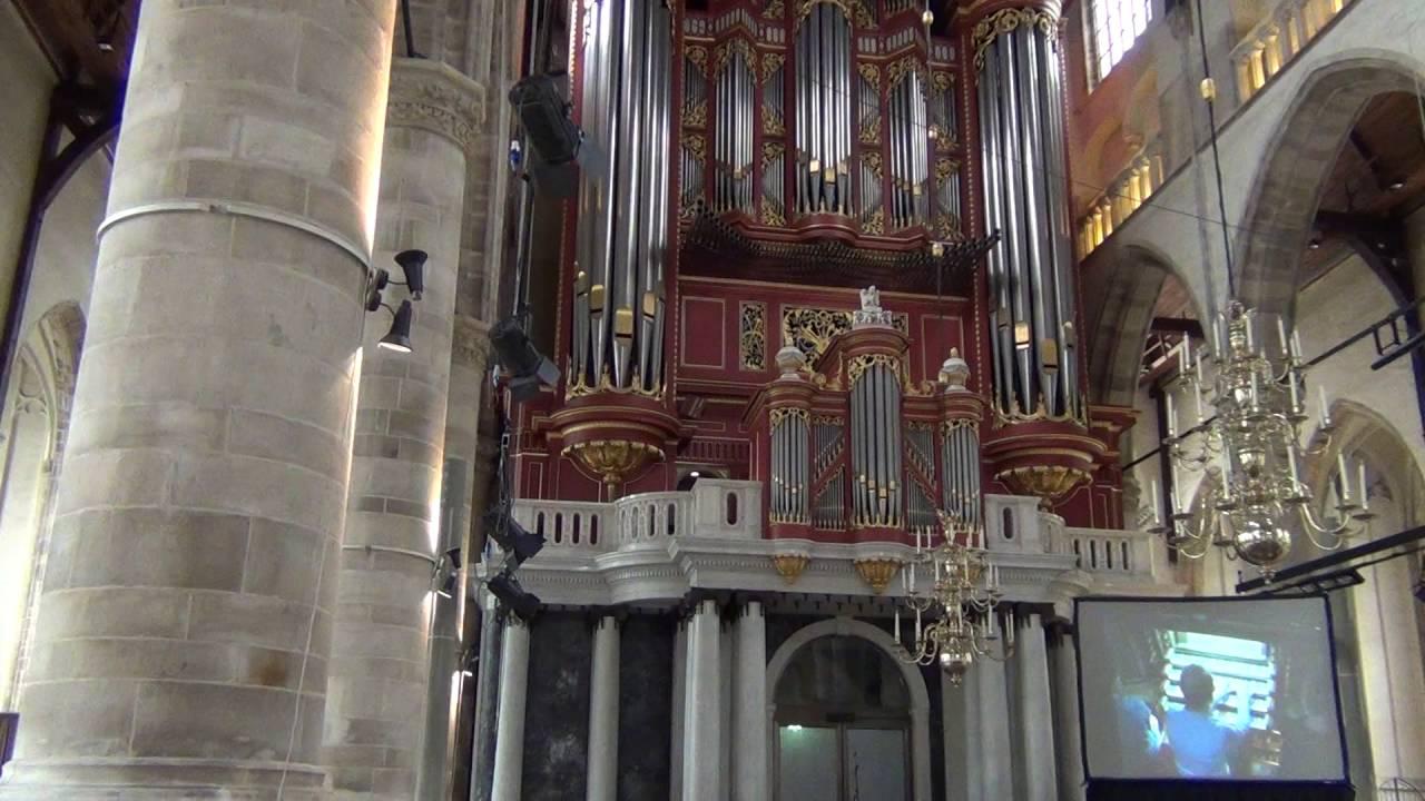 Orgelconcert arjen leistra laurenskerk rotterdam 12 juni for Ad wammes miroir