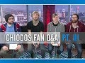 Chiodos — The PV Fan Q&A Part 3 (Interview)