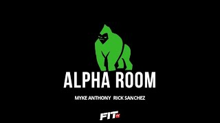 Alpha Room (zoom)- National Fitness Day and Quarantine Survival
