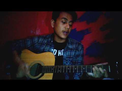 Tutorial gitar lagu Ayat Ayat Cinta