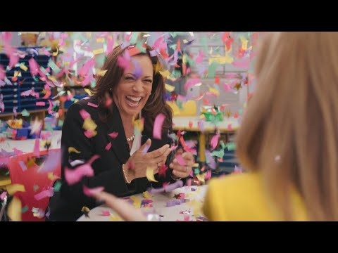 Back to School with Kamala Harris | May 15, 2019 Act 3 | Full Frontal on TBS