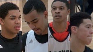Future of Kentucky Basketball @ 2014 McD