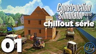 [CZ] Construction Simulator 2015 - #01 Učíme se na zedníka