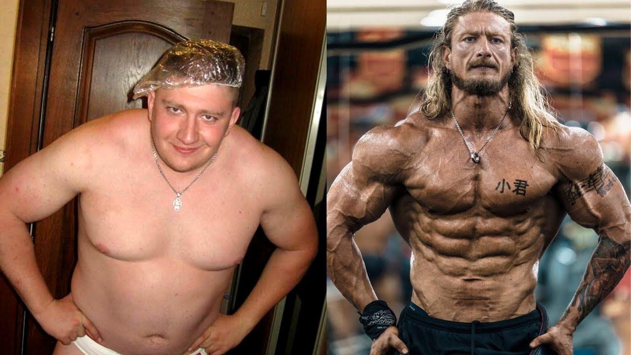 CRAZY 11 YEAR NATURAL🔥 Transformation UNBELIEVABLE💪😮 - Dmitri Tishetsky