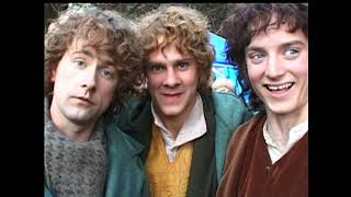 Lord of the Rings Fellowship of the Ring Extras (Part 4)