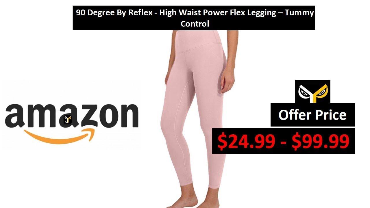 90 Degree By Reflex High Waist Power Flex Legging