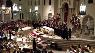 San Gabriel Valley Choir and Orchestra at St. Denis
