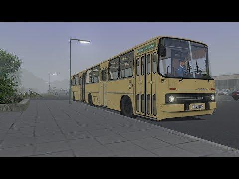 OMSI 2 - IKARUS I280.02 '87 - Berlin Spandau - Line 5: Nervenklinik - U Ruhleben