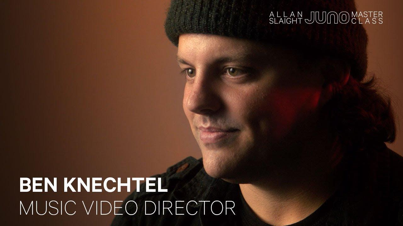 The Importance of Music Videos w/ Ben Knechtel | Allan Slaight JUNO Master Class