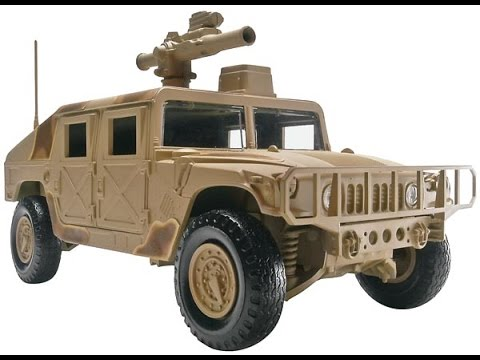 Revell Make and Take Humvee