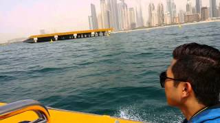 Yello Boat tour Dubai