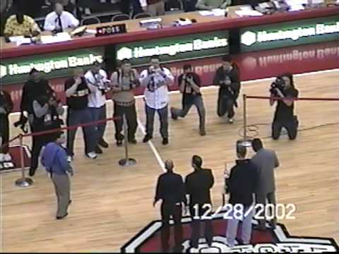 LeBron James High School Basketball Akron St  Vincent St  Mary vs Columbus Brookhaven Part Eleven