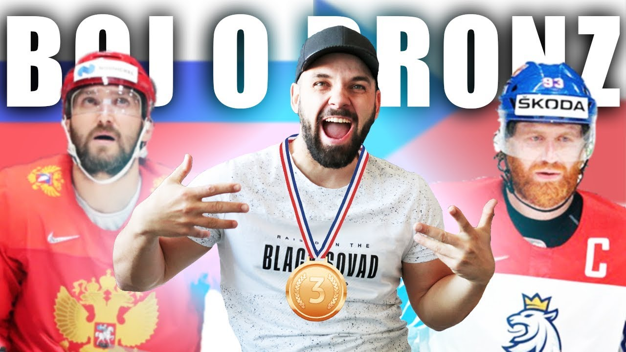 79e845e3f8c4e RUSKO - ČESKO | ZÁPAS O BRONZ na MS v hokeji 2019 - YouTube