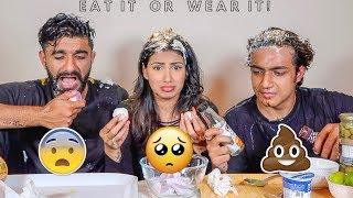 EAT IT OR WEAR IT Ft MR MNV TANZEEL Aashna Hegde