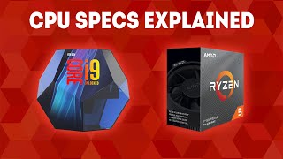 CPU Specs Explained (2020) [The Ultimate Guide]