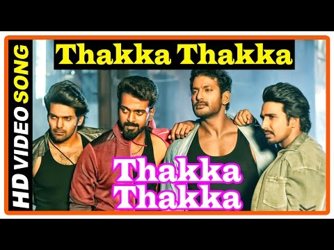 Thakka Thakka Tamil Movie | Songs | Thakka Thakka Song | Vikranth | Vishal | Arya | Vishnu