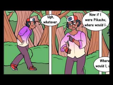 Pokemon Ash and Iris TG Transformation thumbnail