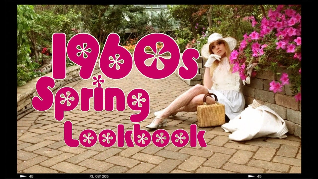 1960s Inspired Spring Lookbook 2